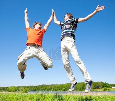 Jump fun