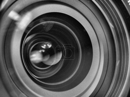 Front of a digital lens