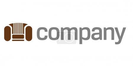 Home sofa logo