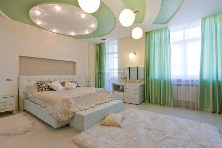 Photo pour Bel appartement moderne intérieur - image libre de droit