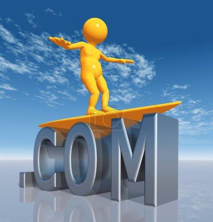 COM Top Level Domain
