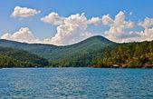 Beautiful Lake and Mountain View