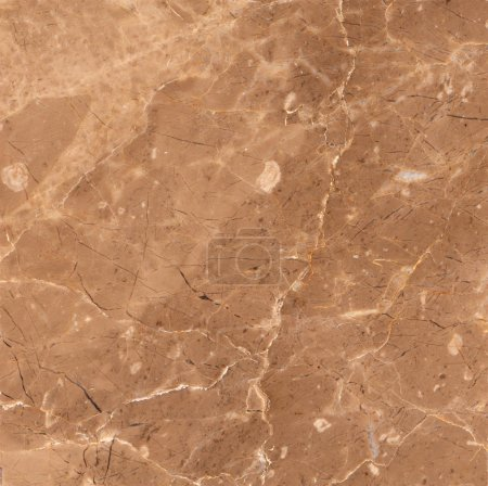 Brown marble texture background (High resolution scan)