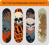 Skateboard Design Pack 5