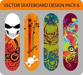 Skateboard Design Pack 6