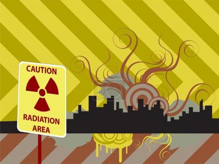 Urban Radiation Area