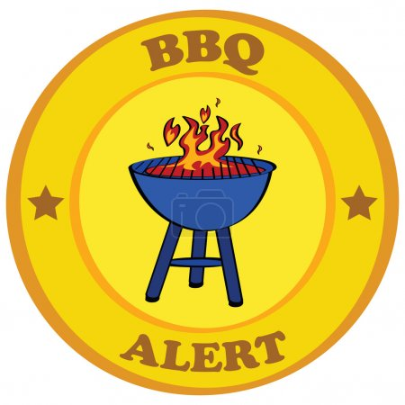 Barbecue alert