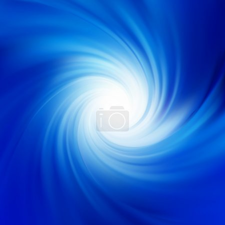 Abstract blue water background. EPS 8