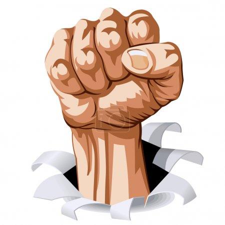 Man Fist
