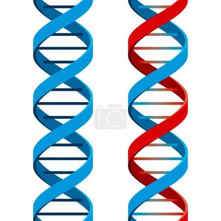 Seamless DNA Symbol