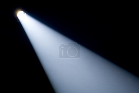 Photo for Spotlight beam - Royalty Free Image