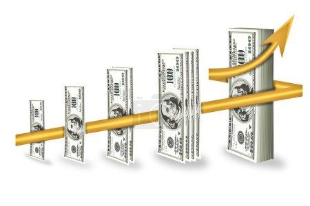 Higher money growth