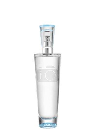 Photo pour Flacon de parfum isolé sur fond blanc - image libre de droit