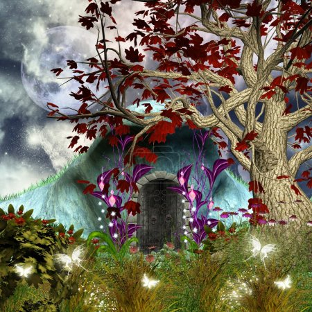 Photo for A secret fantasy place - Royalty Free Image