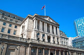A Bank of england, london