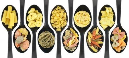 Misc raw pasta