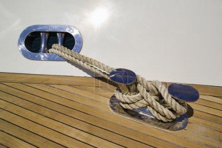 Italy, Tuscany, Viareggio, Tecnomar Nadara 88 Fly luxury yacht