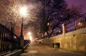 Night cityscpe