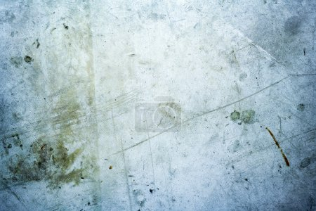 Grungy surface