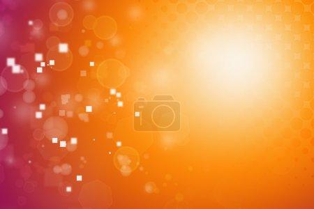 Foto de Fondo naranja abstracto. copia espacio - Imagen libre de derechos