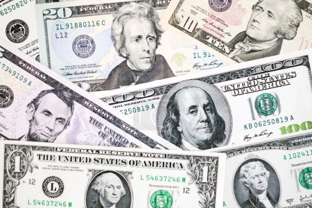 Banknotes of United States of America - dollars