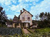 Farm house built by Marie Antoinette on Versailles