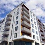 Apartment building in Sweden...