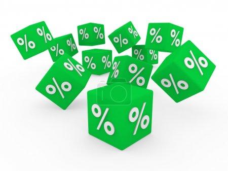 3d sale cube