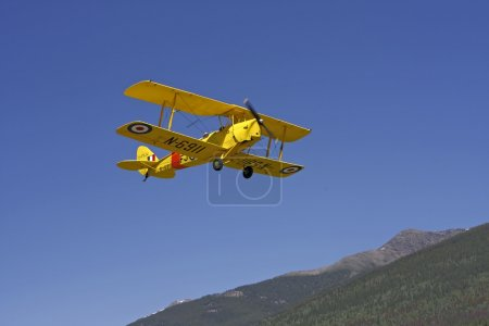 Tiger Moth, 1938, Airplane