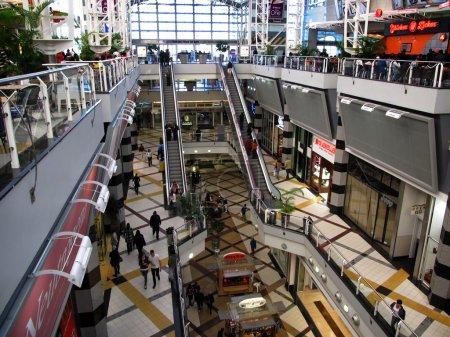 Menlyn Shopping Mall Pretoria South Africa