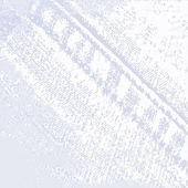 Vector blue background jeans Denim vintage texture