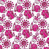 Violet Vector Children's texture