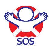 Sign / symbol sos