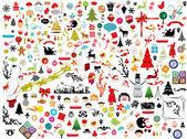 Beautiful Christmas Icons