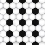 Vector seamless soccer texture. Football wallpaper...