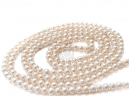 Pearls necklace jewelry