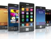 Érintőkijelzős telefonok-állomány