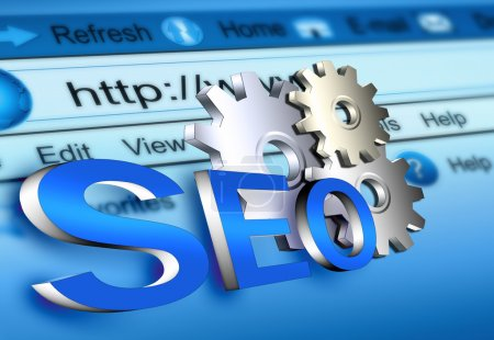 Photo for Website seo - Royalty Free Image