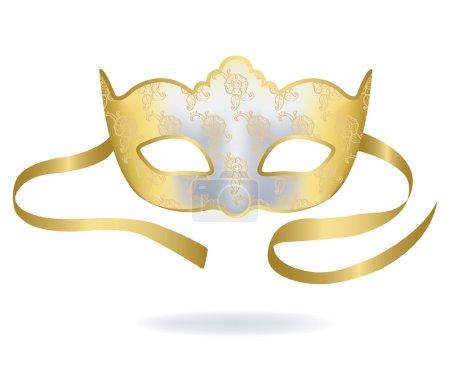 Venetian Carnival mask.