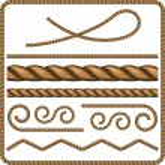 Ropes and knots...