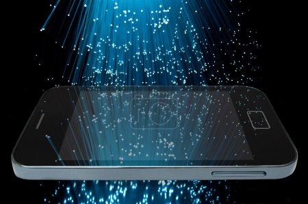 Telecommunications background