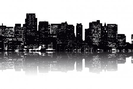 Photo for New York Skyline - Royalty Free Image