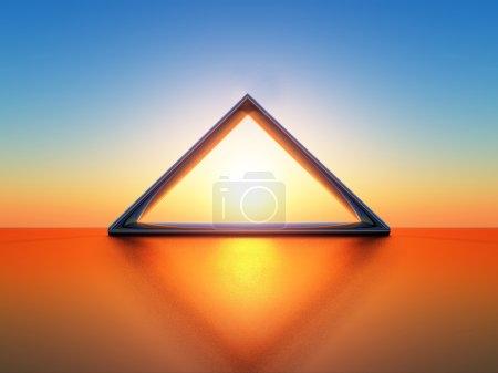 Solar triangle
