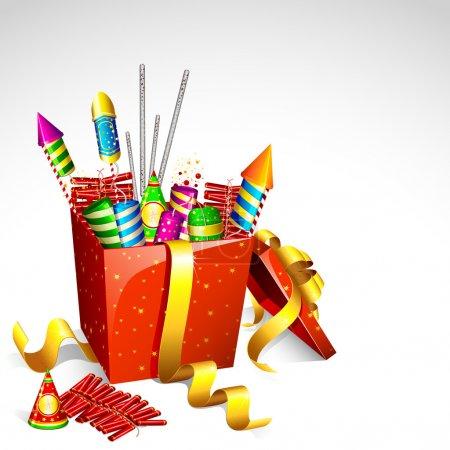 Firecracker in Gift Box
