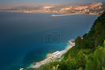 Seaview from up