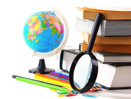 Photo pour Temps d'étude image conceptuelle de l'éducation et de la connaissance - image libre de droit