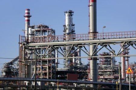 Chemical oil plant equipment petrol distillery