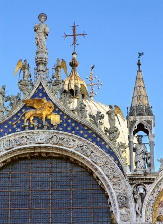 Lion with wings - symbol of Venice