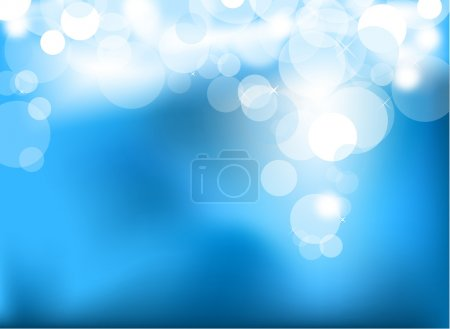 Illustration for Abstract glowing light on a pink background - Royalty Free Image