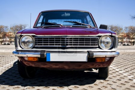 Seventies car